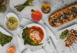 Menüvorschlag 5 vegetarisch