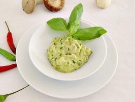 Basilikum Butter