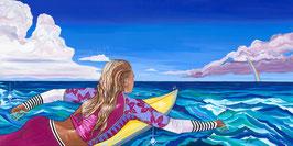"""Rainbow Surf"""