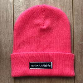 Beanie true pink