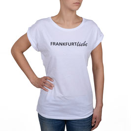 T-Shirt Woman Summer white