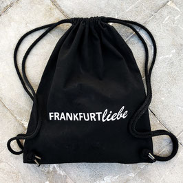 Sportbeutel Frankfurtliebe BLACK