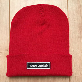 Beanie classic red