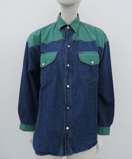 2-Kleurig Hemd