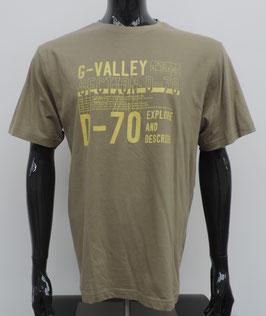"Katoenen T-Shirt "" CANDA """