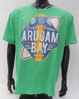 "Groene T-Shirt "" Angelo Litrico """