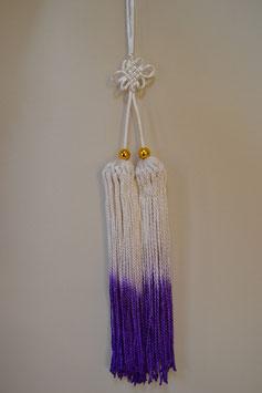 剣穂(白紫) 商品番号JS3