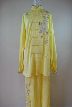 刺繍表演服 -白牡丹-  BYF8