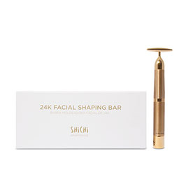 24 K FACIAL SHAPING BAR FOR MEN (BARRA MOLDEADORA FACIAL DE 24K)