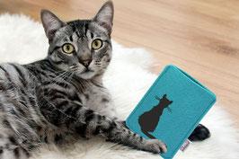 Handy Etui Katze