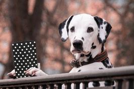 Handy Etui Polka Dots
