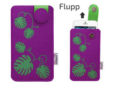 Handy Flupp Etui Monstera