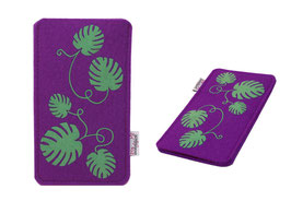 Handy Etui/Sleeve Monstera