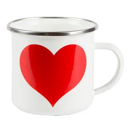 Mug Email Coeur