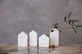 Mini Vases Maison (set de 4)