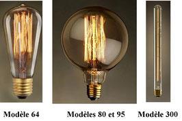 Ampoules LED Style Edison