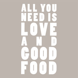 "Serviettes Papier ""All you need"""