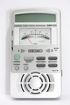 Seiko Stimmgerät+Metronom SMP-100