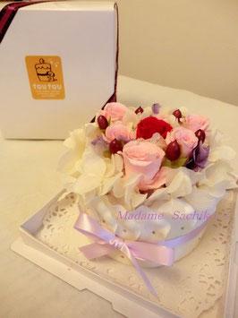 Flower Cake ~♪