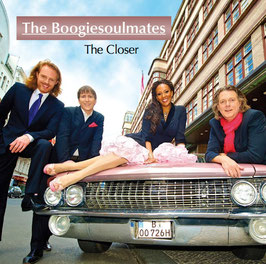 The Boogiesoulmates - The Closer