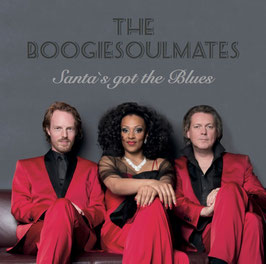 The Boogiesoulmates - Santa`s got the Blues