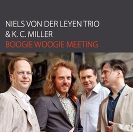 Niels von der Leyen Trio & K.C. Miller - Boogie Woogie Meeting