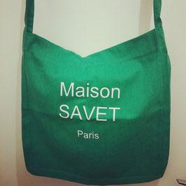 Organic Shoulder Bag Maison SAVET®