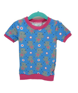 Shirt Nilpferde (T52/7)