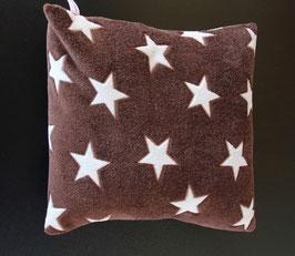 Kissen flauschig Sterne (V5)