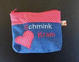 kleine Tasche Schminkkram (KT9/8)