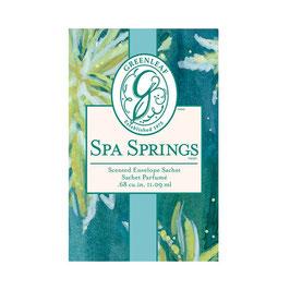 Spa Spring - Small Sachet