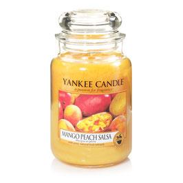 Mango Peach Salsa - Großes Classic Jar