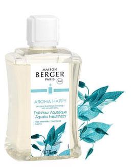 Diffuser Nachfüllung Aroma Happy Aquatic Freshness 475 ml
