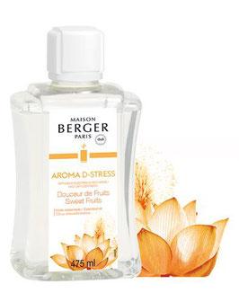 Aroma D-Stress Refill für elektrischen Aroma Diffuser 475 ml