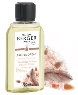 Bouquet Nachfüllung Aroma Dream Delicate Amber 200ml