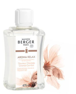 Aroma Relax Refill für elektrischen Aroma Diffuser 475ml