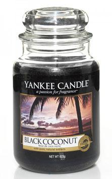 Black Coconut - Großes Classic Jar