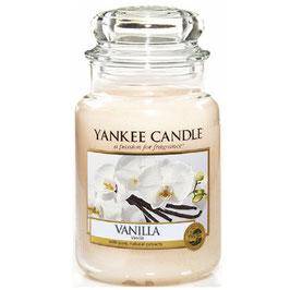 Vanilla - Großes Classic Jar