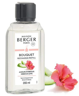 Bouquet Nachfüllung Hibiscus Love 200ml