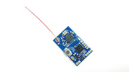 FUTABA SFHSS 8CH 2.4Ghz RC Micro Receiver With PPM Output