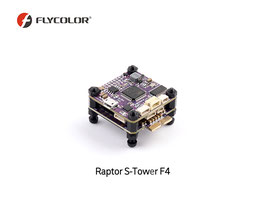 FLYCOLOR Raptor Tower-S F4  40AESC+F4 Flight Controller with OSD