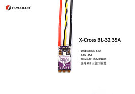 FLYCOLOR X-Cross BL32 35A Dshot Brushless ESC