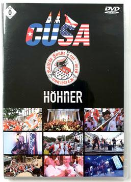 """DVD-VIDEO """"CUSA - Rote Funken & HÖHNER auf KUBA und in den USA"""""""