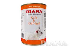 DIANA Cat Kalb & Geflügel