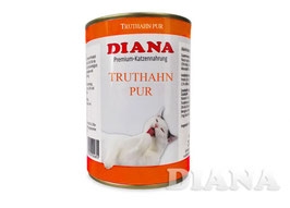 DIANA Cat Truthahn pur