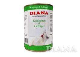 DIANA Cat Kaninchen & Geflügel