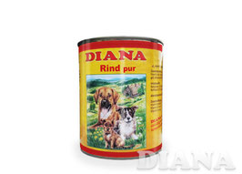 DIANA Rind pur