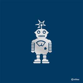 Reflektor Patch Roboter R2