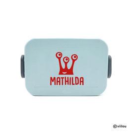 Kinder Lunchbox Sticker MONSTER Dreiauge