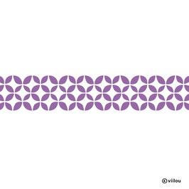 Wandsticker Bordüre Muster 09
